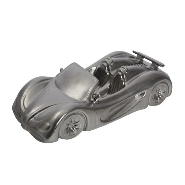 Sivé dekoratívne auto Mauro Ferretti Macchina Spider