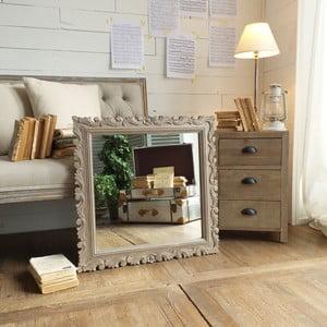Zrkadlo Bergamo Natural Grey