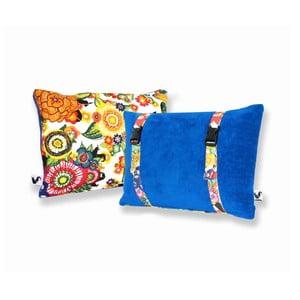 Vodeodolný, obojstranný vankúšik Dream Pillow Atlantic Jungle