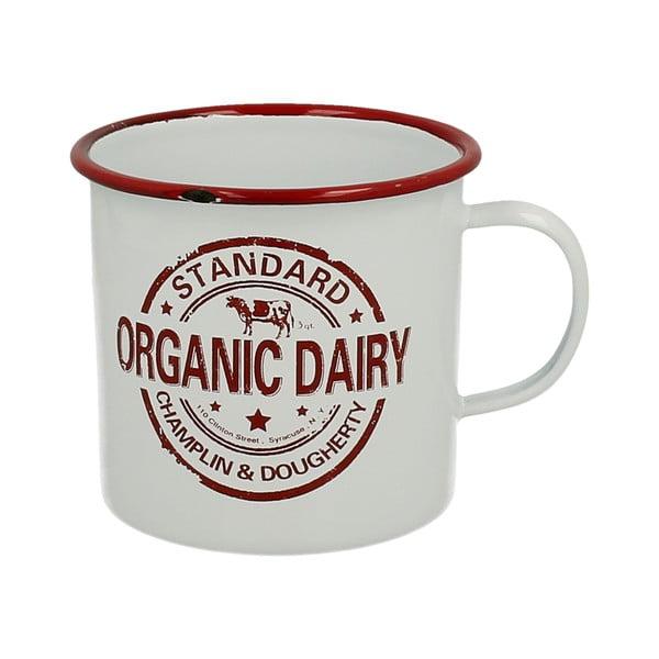 Smaltovaný hrnček Duo Gift Organic