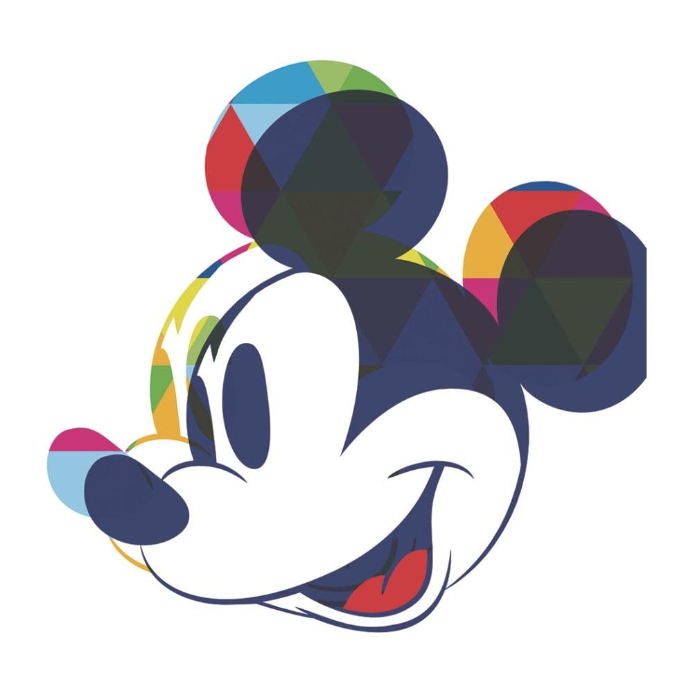 Obraz Pyramid International Mickey Mouse Colour Shadow, 40 × 40 cm