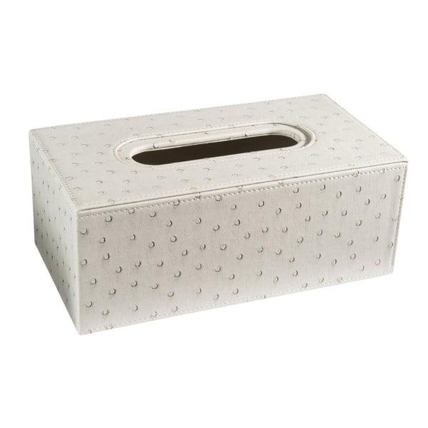 Krémový box na vreckovky J-Line