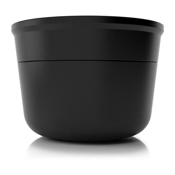 Čierny boxík na omáčku Monbento, 75 ml