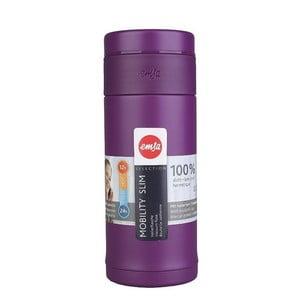 Termo fľaša Mobilitiy Slim Purple, 320 ml