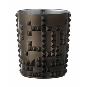 Hnedý pohár z krištáľového skla Nachtmann Punk, 348 ml