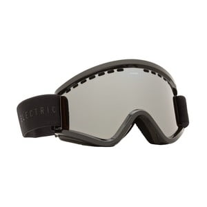 Pánske lyžiarske okuliare Electric EGV Gloss Black - Bronze Silver Chrome, veľ. M