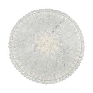 Detský prírodný koberec Nattiot Warren, Ø110cm