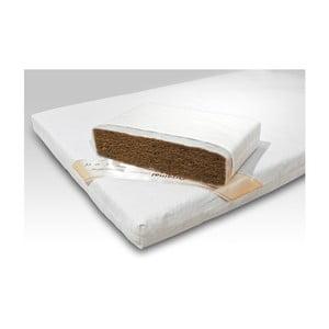 Matrac z kokosových vlákien Faktum, 60×120cm