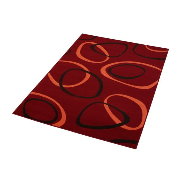 Koberec Hanse Home Prime Pile Rings Vine, 80 x 200 cm