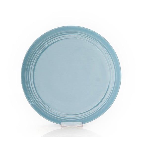 Porcelánový dezertný tanier Emily, 18 cm