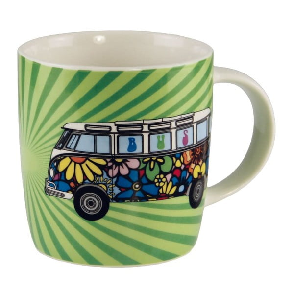 Hrnček Hippie Bus