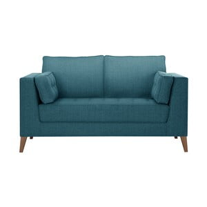 Tyrkysová dvojmiestna pohovka Stella Cadente Maison Atalaia Turquoise