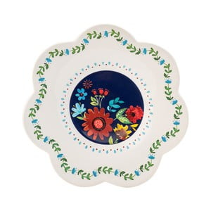 Keramický tanier David Masin Sabina, ⌀ 15 cm