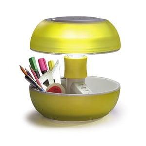 Stolná lampa a nabíjačka v jednom Joyo Light, žltá