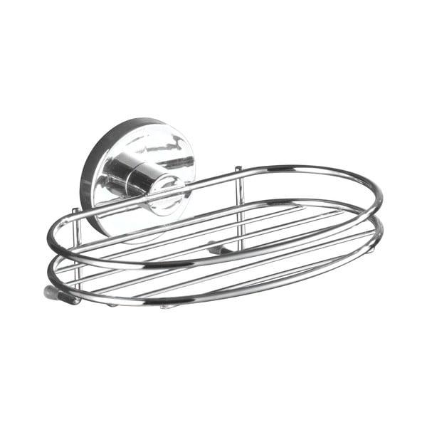 Miska na mydlo bez nutnosti vŕtania Wenko Vacuum-Loc Milazzo, až 33 kg