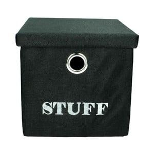 Organizér Stuff Black