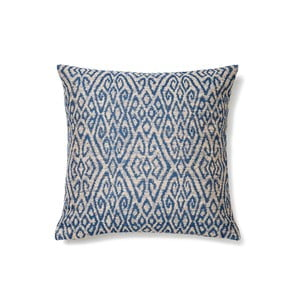 Vankúš Casa Di Bassi Ikat Blue, 50x50 cm
