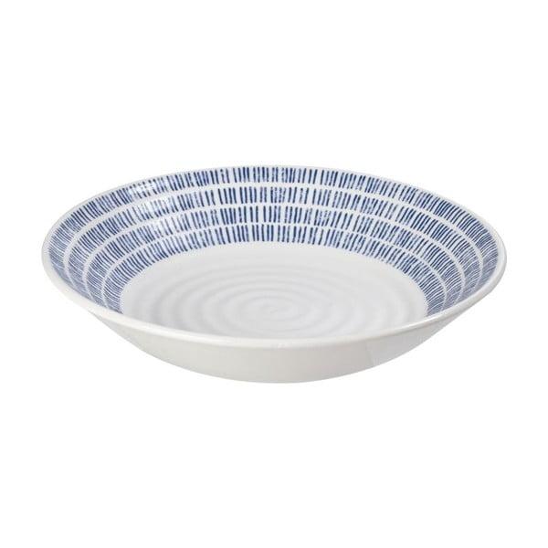 Sada 6 ks hlbokých tanierov Dishie, 20 cm