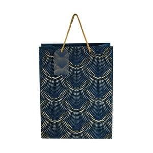 Darčeková taška Butlers Art Deco, výška 13,5 cm