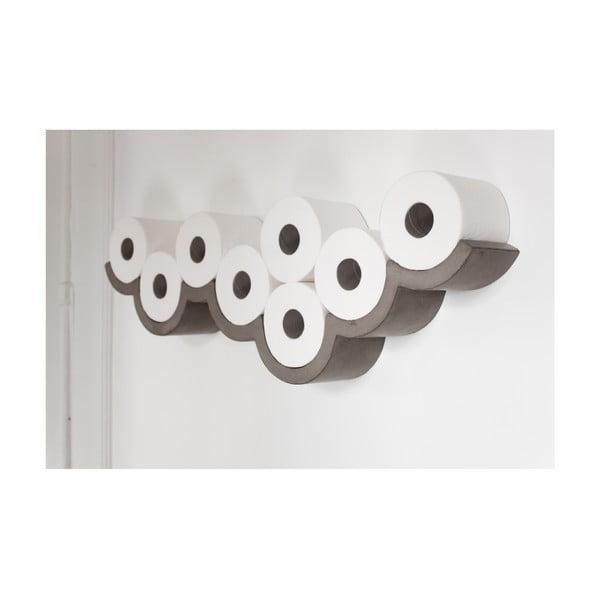Betónový držiak na toaletný papier Lyon Béton Cloud L