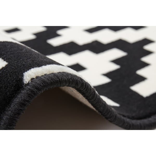 Koberec Stella 300 Black, 120x170 cm