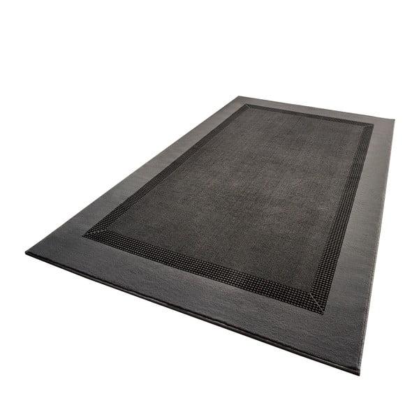 Koberec Basic, 120x170 cm, sivý