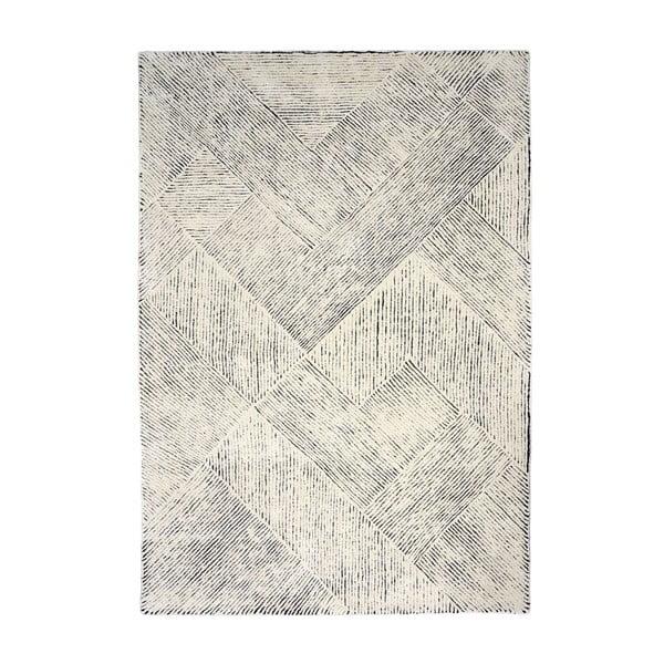 Vlnený koberec Balta Beige, 160x230 cm