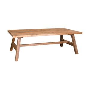 Konferenčný stolík z teakového dreva House Nordic Barcelona, dĺžka 120cm