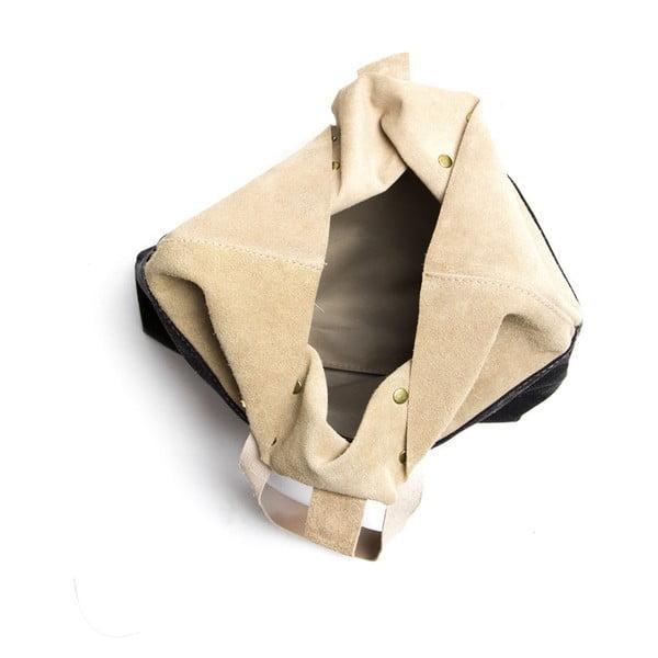 Nákupná kožená taška Nero 8020