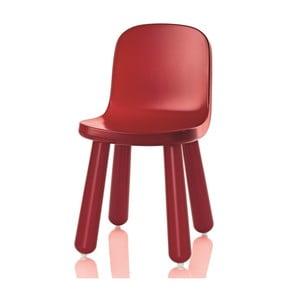 Červená stolička Magis Still