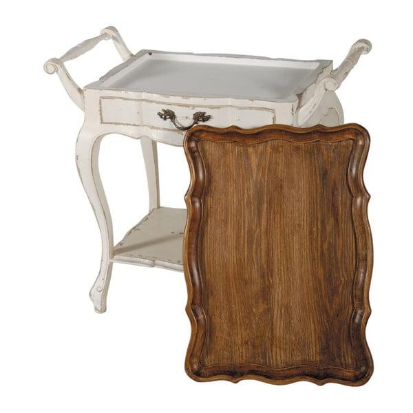 Odkladací stolík s podnosom Appoint