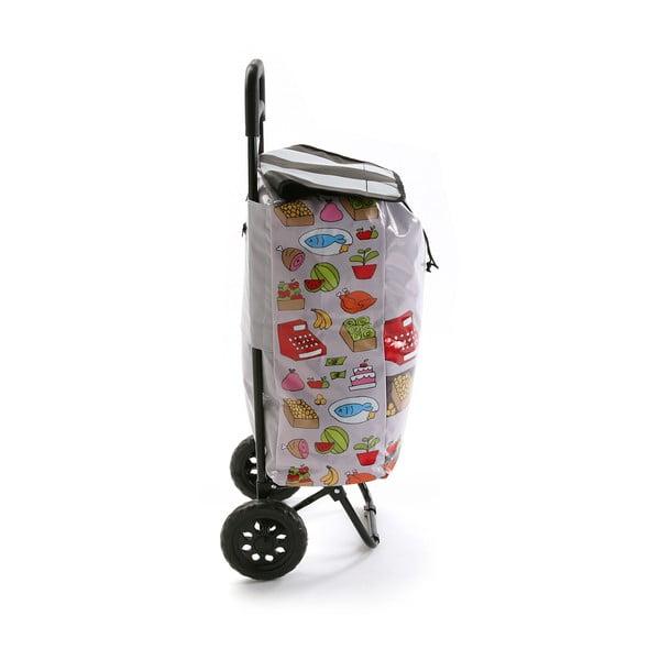 Nákupná taška na kolieskach Versa Cart