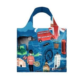 Skladacia nákupná taška London