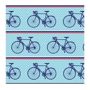 Vliesová tapeta Cyklista