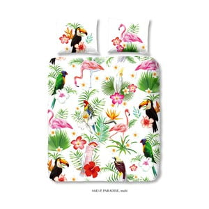 Bavlnené obliečky Good Morning Paradise, 200×200 cm