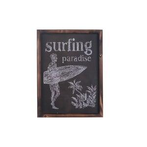 Nástenná dekorácia Surfing