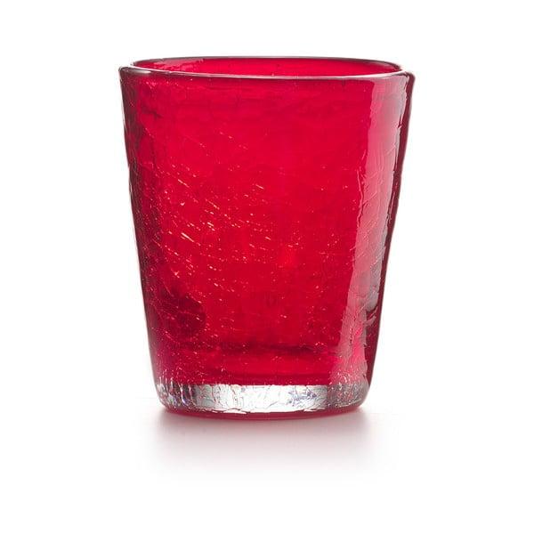 Set 6 ks pohárov Fade Ice, červený