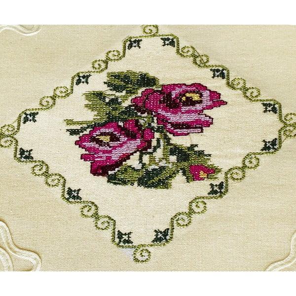 Obliečka na vankúš Romantic Rose, 40x40 cm