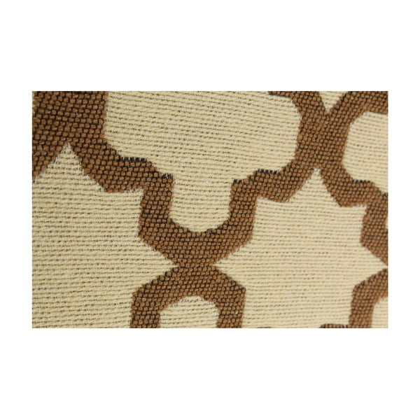 Hnedý koberec Ya Rugs Yildiz, 80x150cm