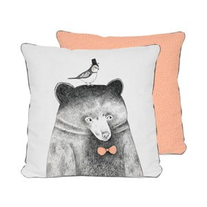 Vankúš Pillow Bear, 45 x 45 cm
