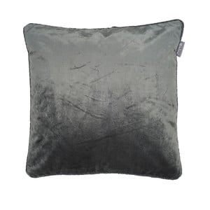 Sivý vankúš Walra Fenne, 45×45 cm