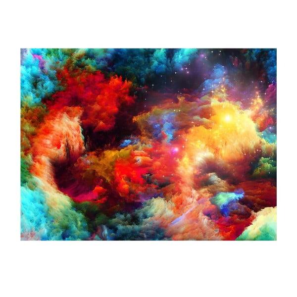 Obraz Farebná galaxia, 70 x 100 cm