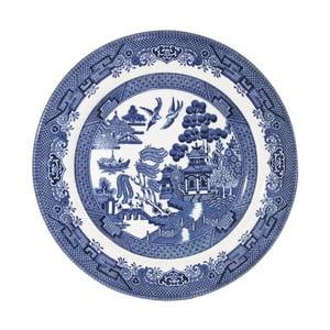 Tanier Churchill China Blu Willow, Ø 20 cm