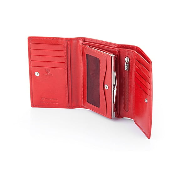 Peňaženka Valentini 681 Red