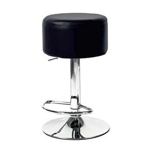 Barová stolička London, čierna