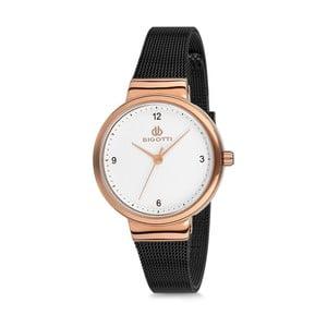 Dámske hodinky s koženým remienkom Bigotti Milano Stylist