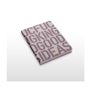 Zápisník Nuuna Good Ideas, veľký