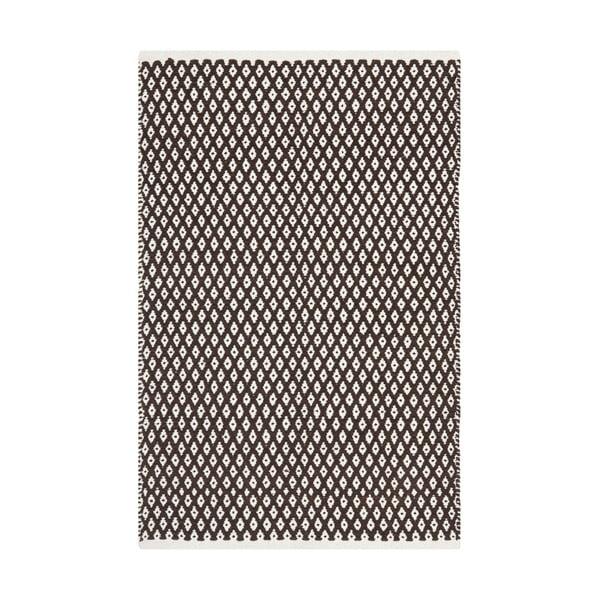 Koberec Safavieh Nantucket 76x121 cm, hnedý