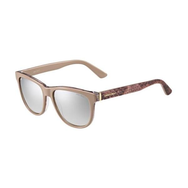 Slnečné okuliare Jimmy Choo Rebby Nude/Brown
