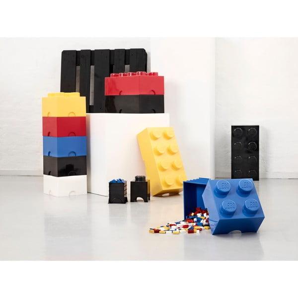 Fialová úložná kocka LEGO® Friends